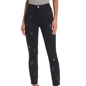 Current/Elliot | star high waist stiletto jean NWT